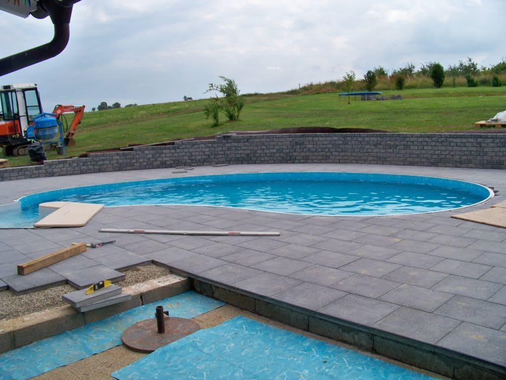 piscine et réalisations